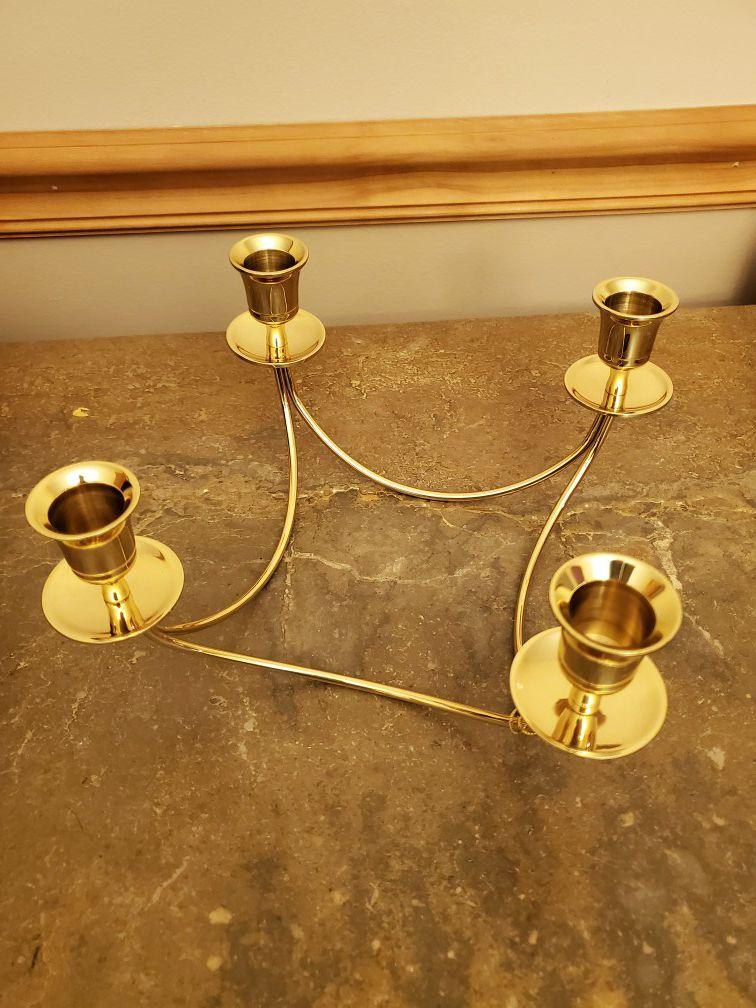 Quartet Candle Holder-Partylite