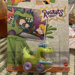 HotWheels Premium Rugrats Reptar Wagon Thumbnail