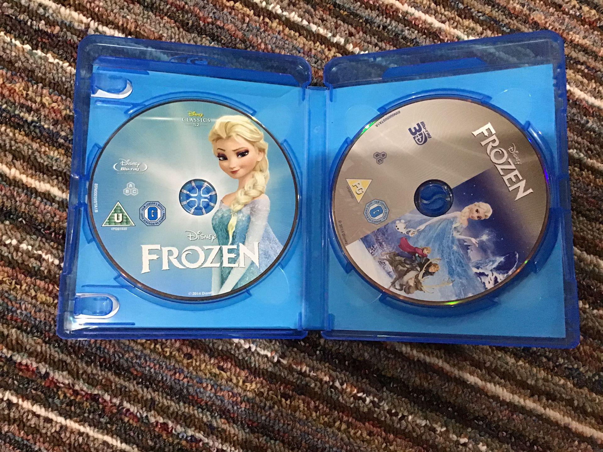 Frozen movie