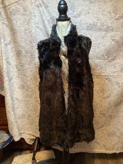 Faux Fur Sweater  Thumbnail