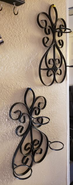 Candle Wall Display/Holders **Price Is For BOTH** Thumbnail