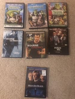 Collection Of 15+ DVDs  Thumbnail