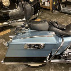 2007 Harley Davidson Road King Thumbnail