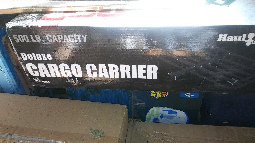 600 lb capacity Cargo Carrier