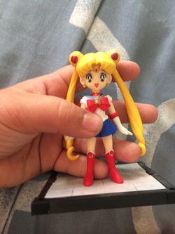 Sailor moon anime figure Thumbnail