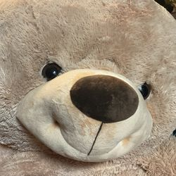 Giant Teddy Bear!!!! New!  Paid Over 200! 75 Is What I'm Asking But I Will Take Reasonable Offers Thumbnail