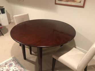 Dining Table & 2 Chairs Thumbnail