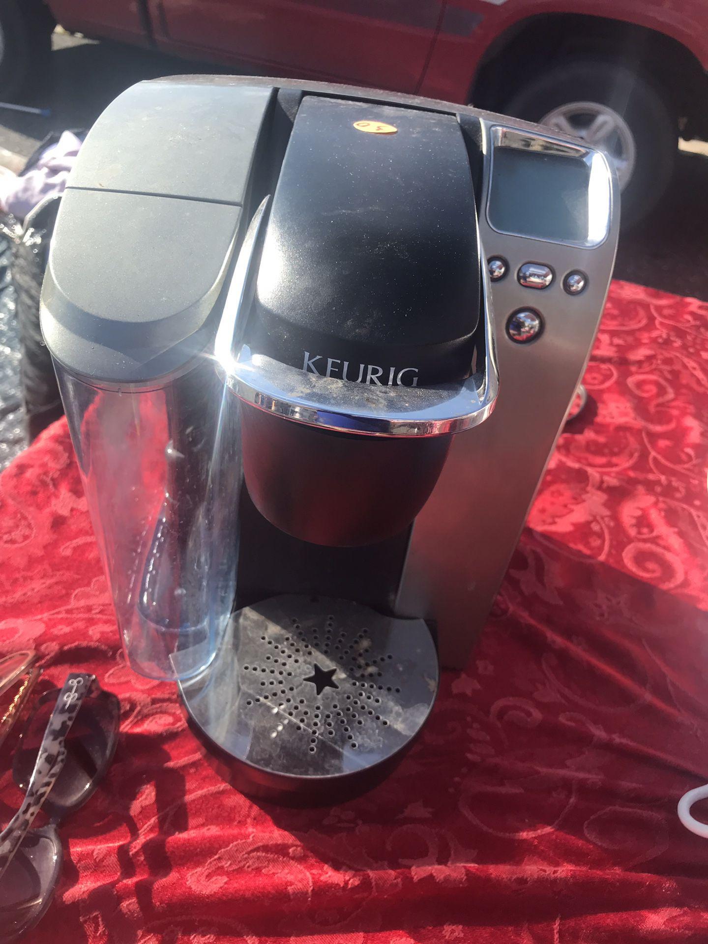 Keuric coffee maker