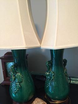 Vintage lamps Thumbnail
