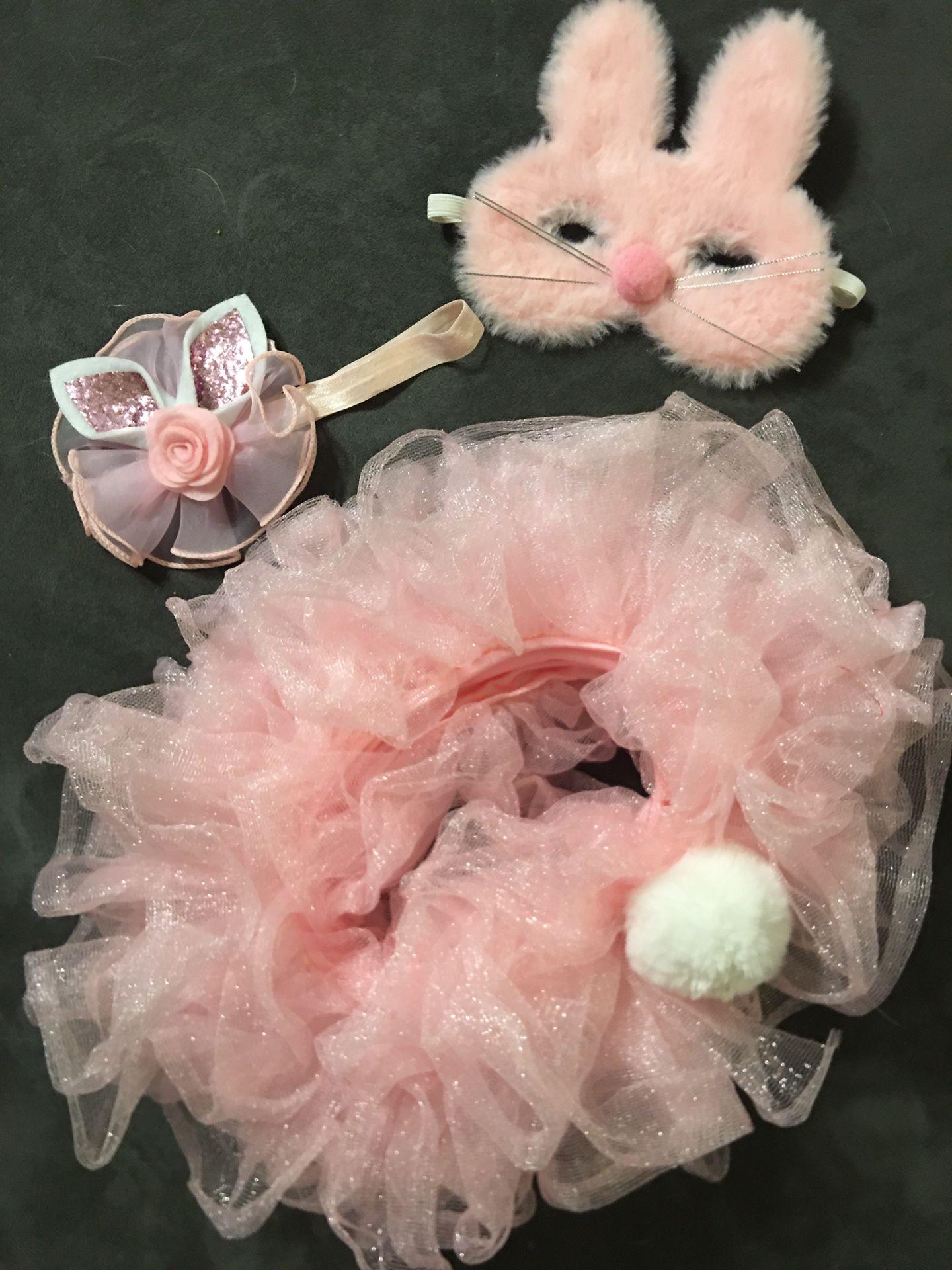 0-3m Baby Halloween Costumes, Dress Up, Photoshoot. Fairy, Angel, Bunny