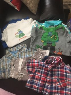 6-9 months baby boy clothes Thumbnail