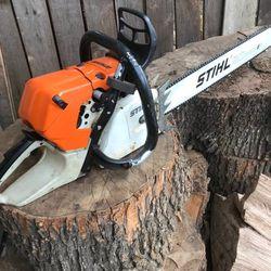 Stihl 441 Chainsaw Thumbnail
