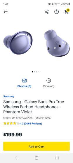 Galaxy Buds Pro Thumbnail