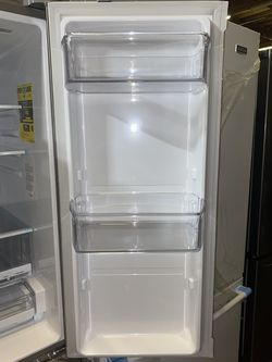 26.2 cu.ft. French Door Smart Refrigerator with Wifi Enabled in Stainless Steel Thumbnail