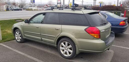 2007 Subaru Outback Thumbnail