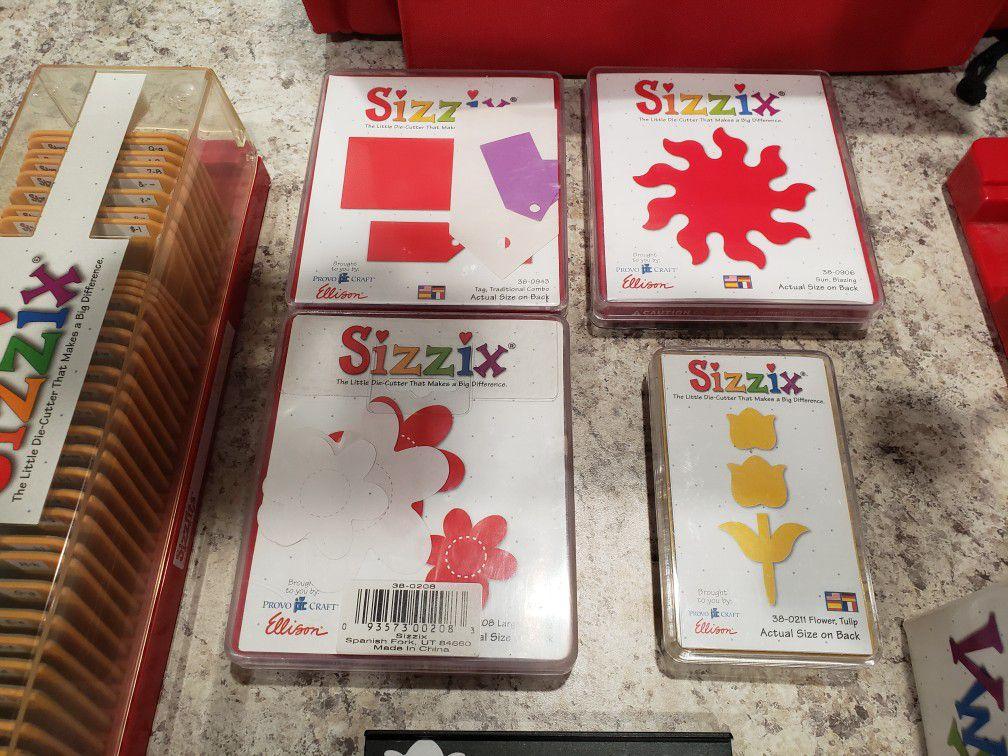Sizzix Diecutting Set