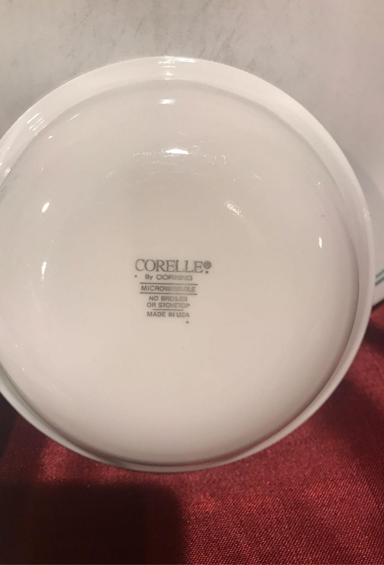 Corelle Dinnerware service for 4