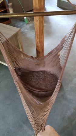 Hanging swing chair Thumbnail