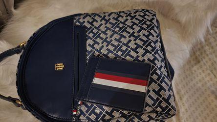Tommy Hilfiger Backpack Blue Thumbnail
