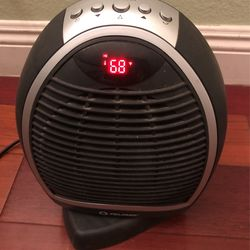 PELONIS Oscillating Digital Fan Heater Thumbnail