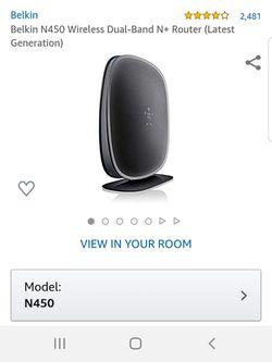 Wifi modem & router Thumbnail