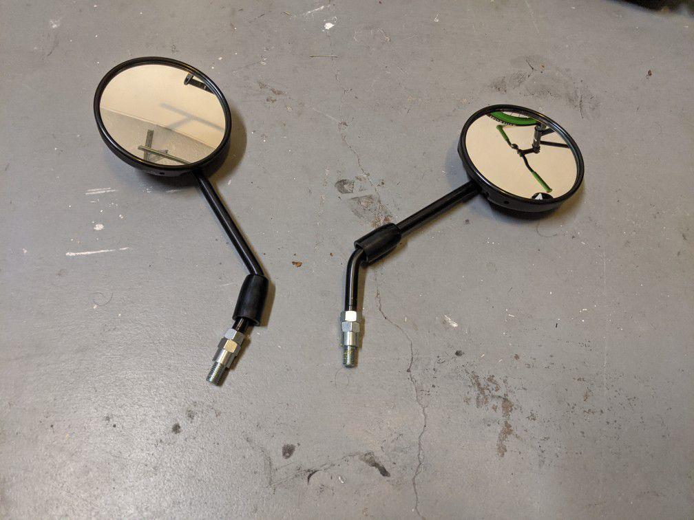 Honda Grom OEM mirrors