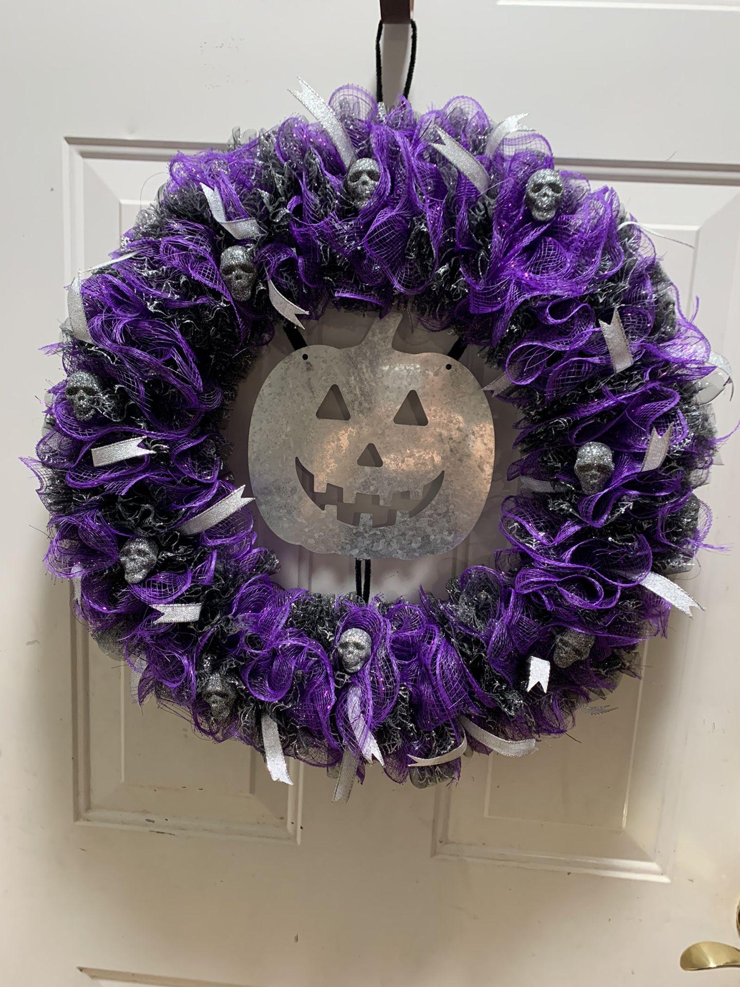 Homemade Custom Wreath