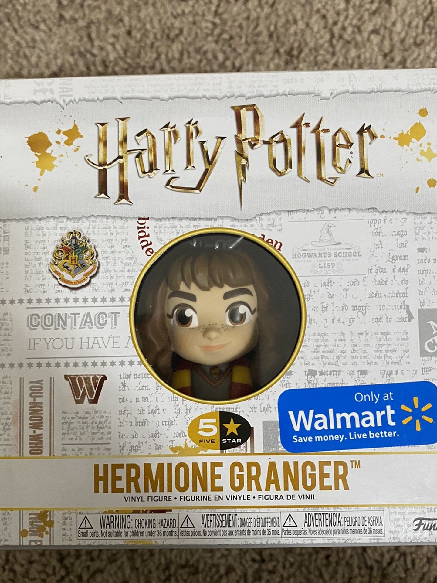 Funko Harry Potter - Hermione Granger Vinyl Figure