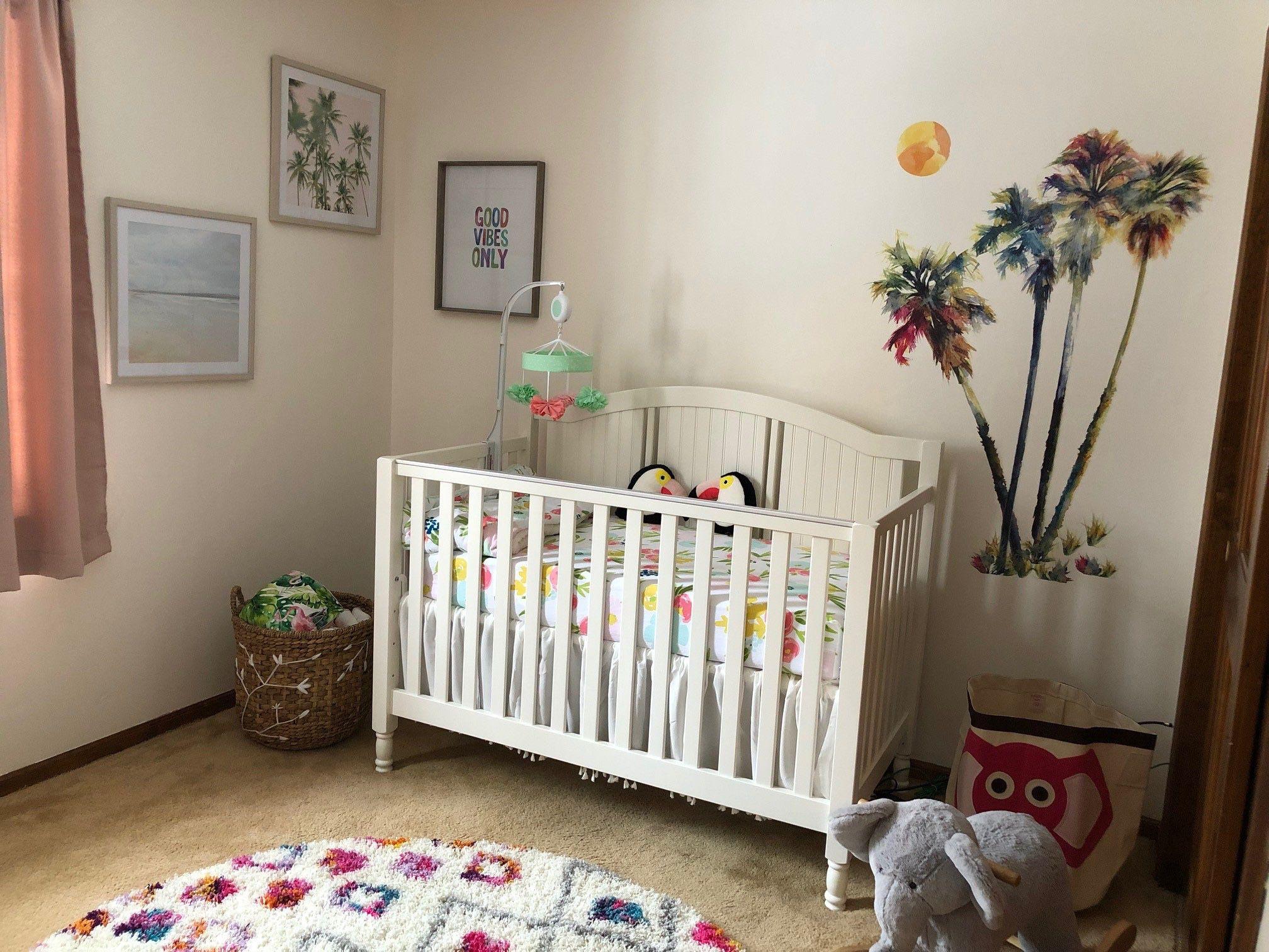 Pottery Barn Kids Crib w/ Mattress