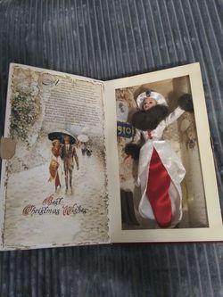 HALLMARK SPECIAL EDITION HOLIDAY MEMORIES BARBIE Thumbnail