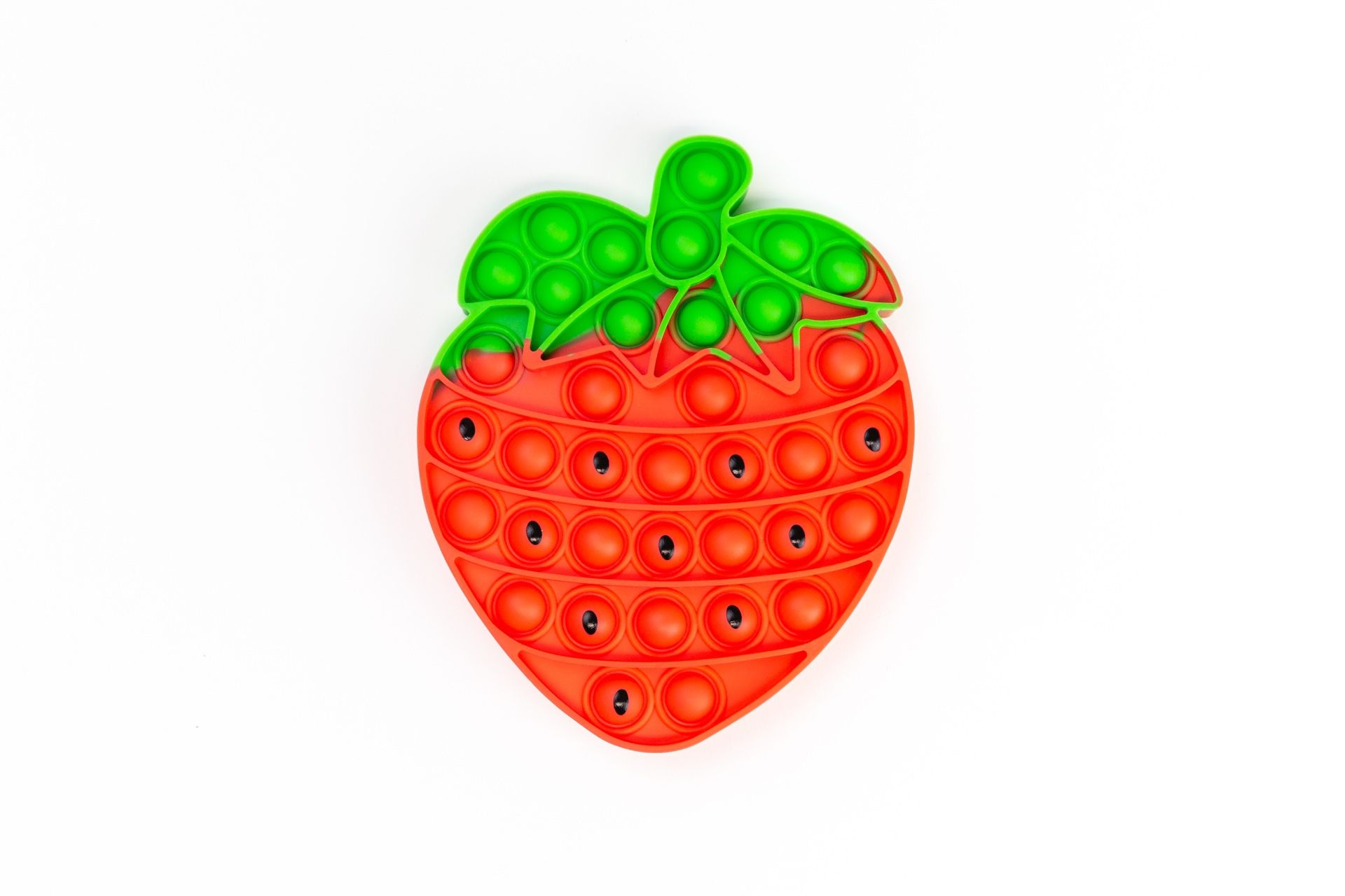 Pop It Fidget Toy Strawberry! Push It! Pop Pop! Bubble Toy! $8 Each