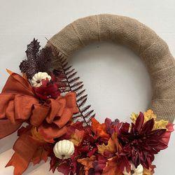 Autumn and Halloween Wreaths Thumbnail