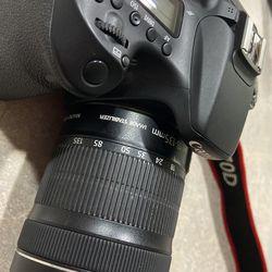 Canon EOS 70D DSLR 18-135mm lense Thumbnail