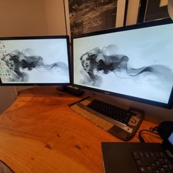 Good Home Two Monitor Set With Mount And Hib Thumbnail