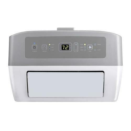 Hisense 7,000 BTU DOE (10,000 BTU ASHRAE) Portable Air Conditioner, AP0721CR1W