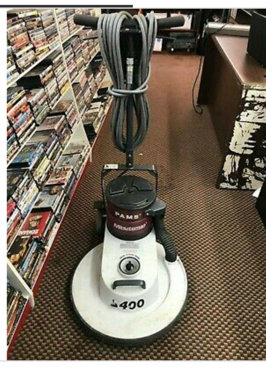 Minuiniteman floor buffer polisher 2400