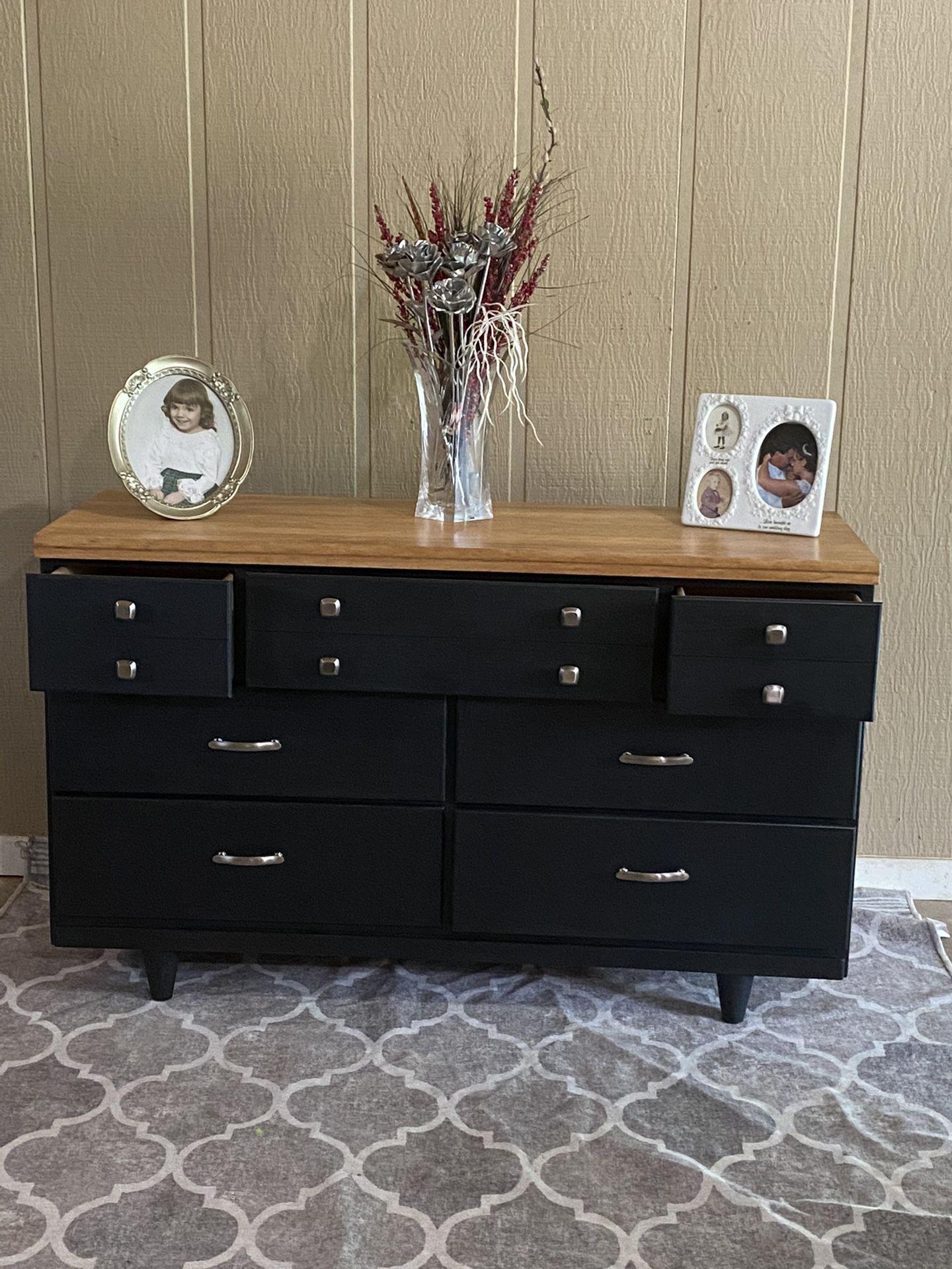 $375 Solid Wood Dresser