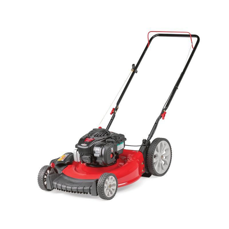 Troy-Bilt 11A-B0SD766 21 in. 140 cc Gas Lawn Mower - Case Of: 1;