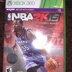 NBA 2K15 on Xbox 360 Thumbnail