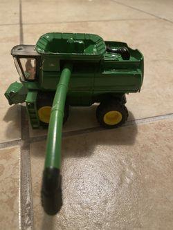 "Ertl John Deer Farm Tractor ""metal"" Thumbnail"