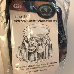 New In Package Tamrac Jazz 36 Mirrorless Compact DSLR Camera Bag Thumbnail