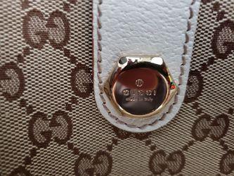 Authentic Gucci Monogram tote Thumbnail