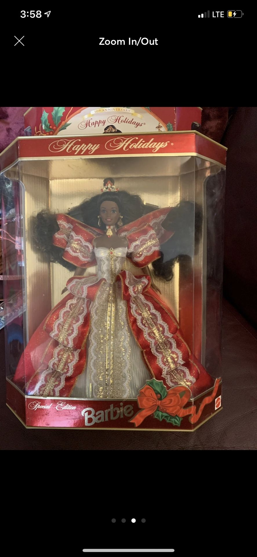 New Special Edition Holiday Barbie