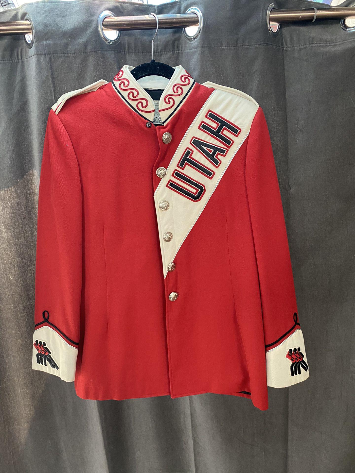 Utah Utes Marching band Uniform