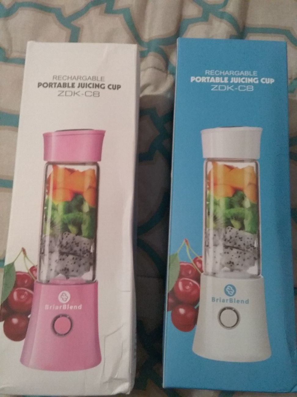 Brand new PORTABLE PERSONAL BLENDERS