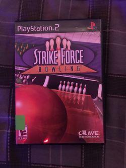 Ps2 strike force bowling Thumbnail