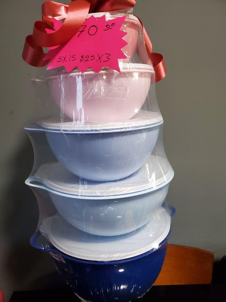 Tatza bowls