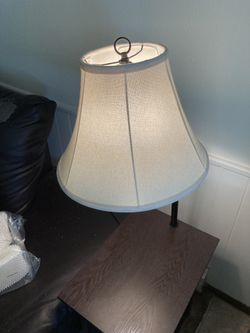 Better Home And Garden Table With Lamp Thumbnail