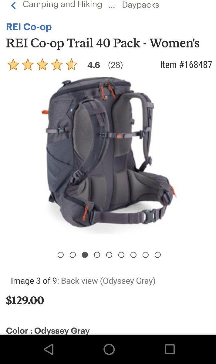 REI Co-op Trail 40L Backpack