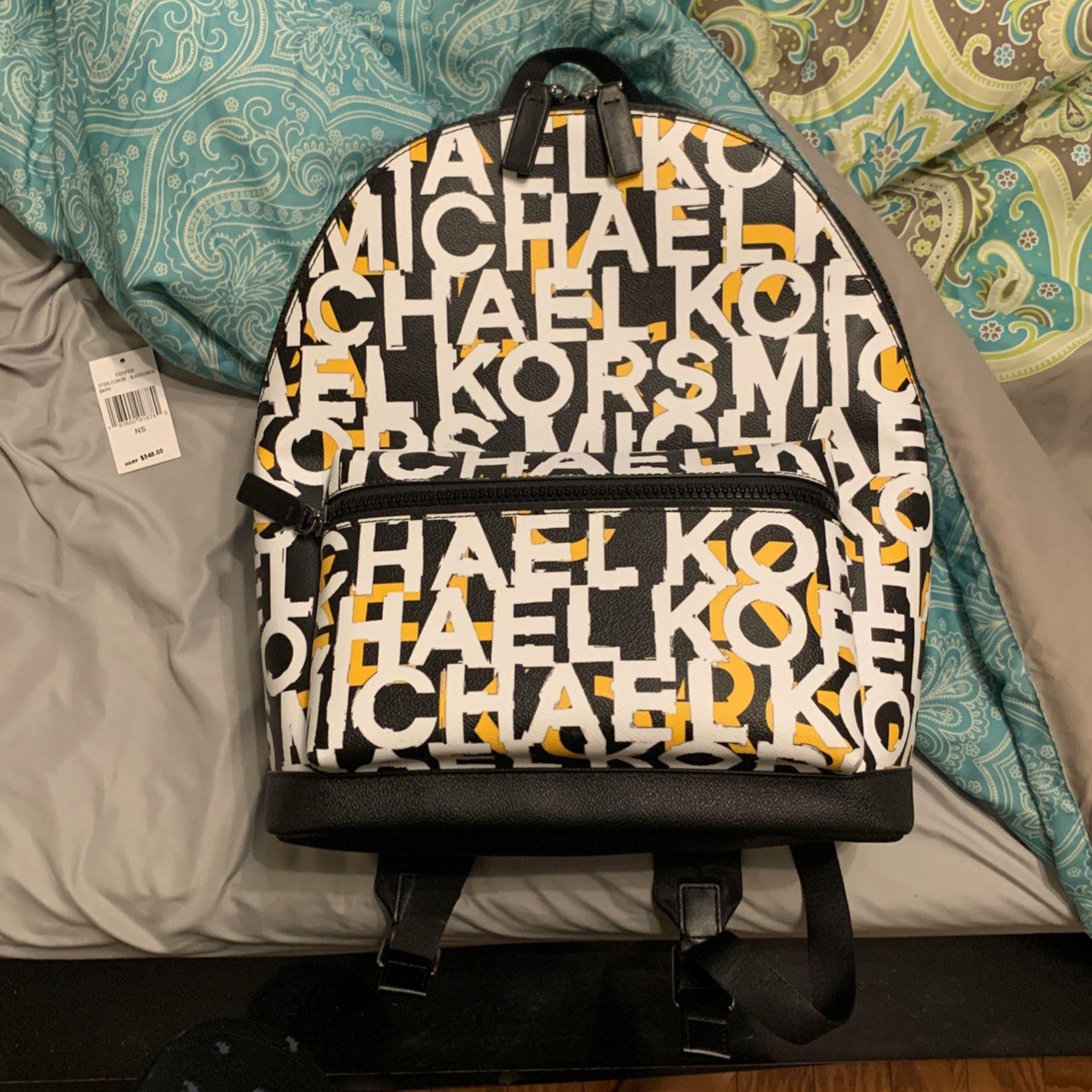 Men's Michael Kors Backpack